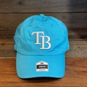 🆕 MLB Tampa Bay Rays Strapback Hat Cap